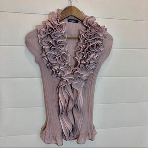 Flirty & Fun Bebe blouse / Vest
